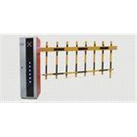 automatic Fence Barrier Gate, Integrated Motor with Traffic Light, Indoor / Outdoor Use