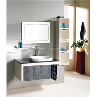 bathroom cabinet , bathroom vanity  ,pvc cabinet