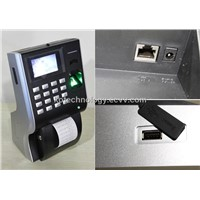 biometric attendance TCP/IP,RS232/485 communication function KO-P40