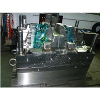 china injection molding .Plastic part molding. mold design