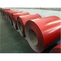 color coated galvanized steel coil PPGI CGCC CGCH