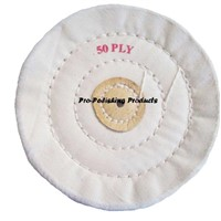 cotton muslin buffs, cotton buffing wheel