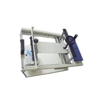 manual cup and bottle screen printing machine