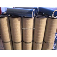 Diesel Engine Parts Fresh Air Filter, Viscous Air Filter