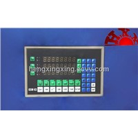 DRO display electricity meter
