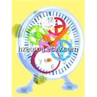 dismantle toy clock for child