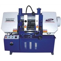 double column band sawing machine