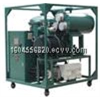 double stage vacuum oil purifier