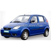 electric car-battery powered car -4 doors max speed 100km/h