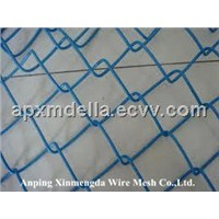 electro/hot-dipped galvanized chain link fence