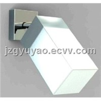 exterior GU10 CFL wall light lamp