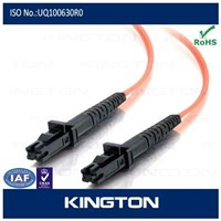 fiber optic MTRJ patch cord with factory price