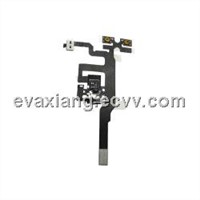 for iPhone 4S Headphone Earphone Audio Jack Flex Cable