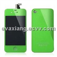 for iphone4s LCD Touch Screen-Light Green color