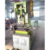 Full Automatic Razor Barbed Wire Mesh Machine