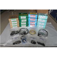 hydraulic cylinder seal kit, excavator seal kit, NOK seal kit, ARM BOOM BUCKET SEAL KIT