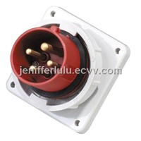 industrial plug/ panel plug/ inlet