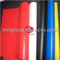 laminated pvc tarpaulin for truck over vinyl rolls wholesale 340gsm