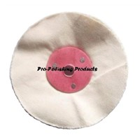 loose fold cotton buffing wheel