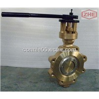 lugged wafer butterfly valve
