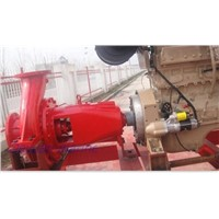 marine external fire pump for FIFI system