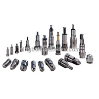 marine spare parts ---- plunger nozzle  fuel injector pump
