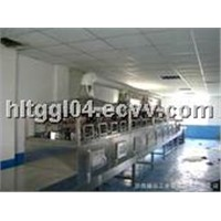microwave dryer&sterilization equipment for food