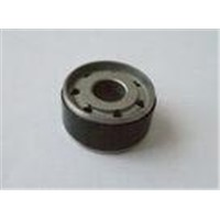 motorcycle band teflon disc shock piston with good wear resistance ang low friction