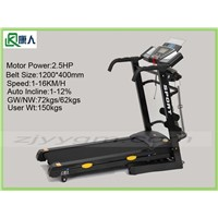 motorized home treadmill sale