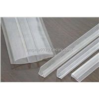 polycarbonate U edge