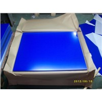 positive ctp printing plate blue color