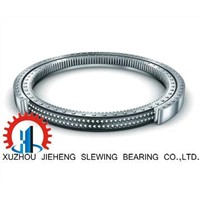 precision ring bearing - Double row ball slewing bearing