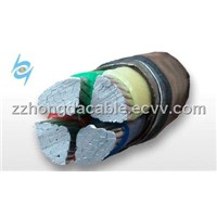 pvc insulated pvc sheathed copper armoured cable