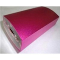 rechargeable  power bank 5000mah for cell phone