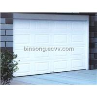 sectional overhead garage door