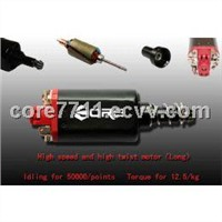 sell airsoft High speed and high twist motor(Long)