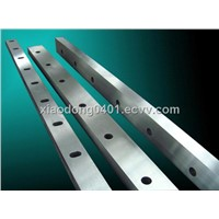 sheet metal cutting blades for metal processing tools
