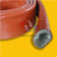 silicone coated fiberglass sleeves