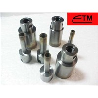 sintered female threaded shank diamond core drill bit for glass