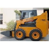 skid steer loader with CE,EPA Compliance