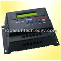 solar charge controller with LCD displayer 12V/24V 40A 50A 60A
