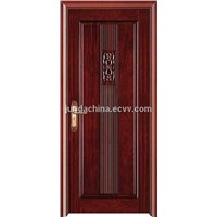 solid wood door J8005