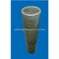 square wire mesh/crimped wire mesh