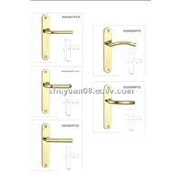 stainess steel handle on plate PVD
