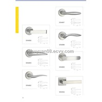 stainess steel lever handle