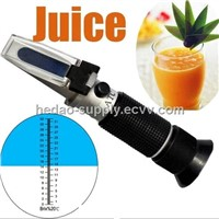 top selling!! RHB-50ATC Hand held brix refractometer