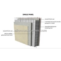 tridipanel for house building