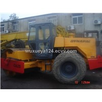 used road roller CA25 dynapac