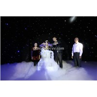 Wall LED LED Star Curtain, Wedding Decoration