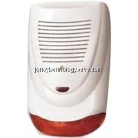 Wired Outdoor Alarm Siren with Backup Battery